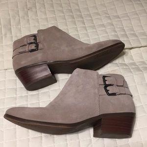 Sam Edelman leather booties size 7